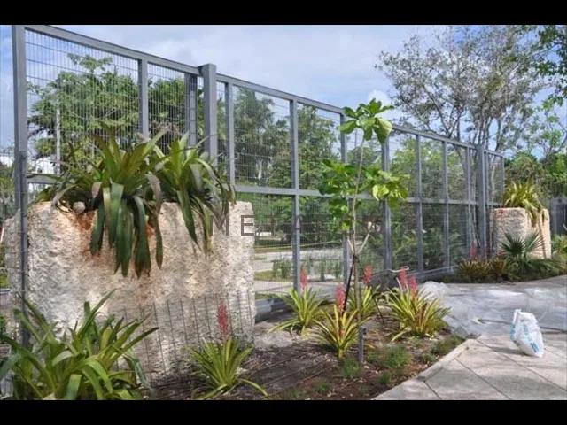 Miami Beach, FL Botanical Garden