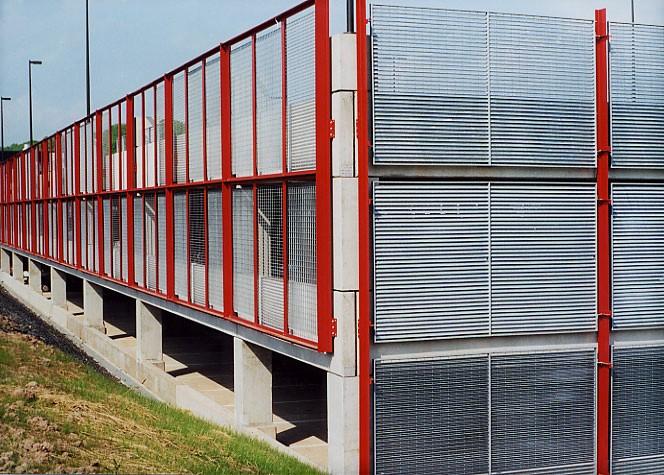 Facade Screen Systems