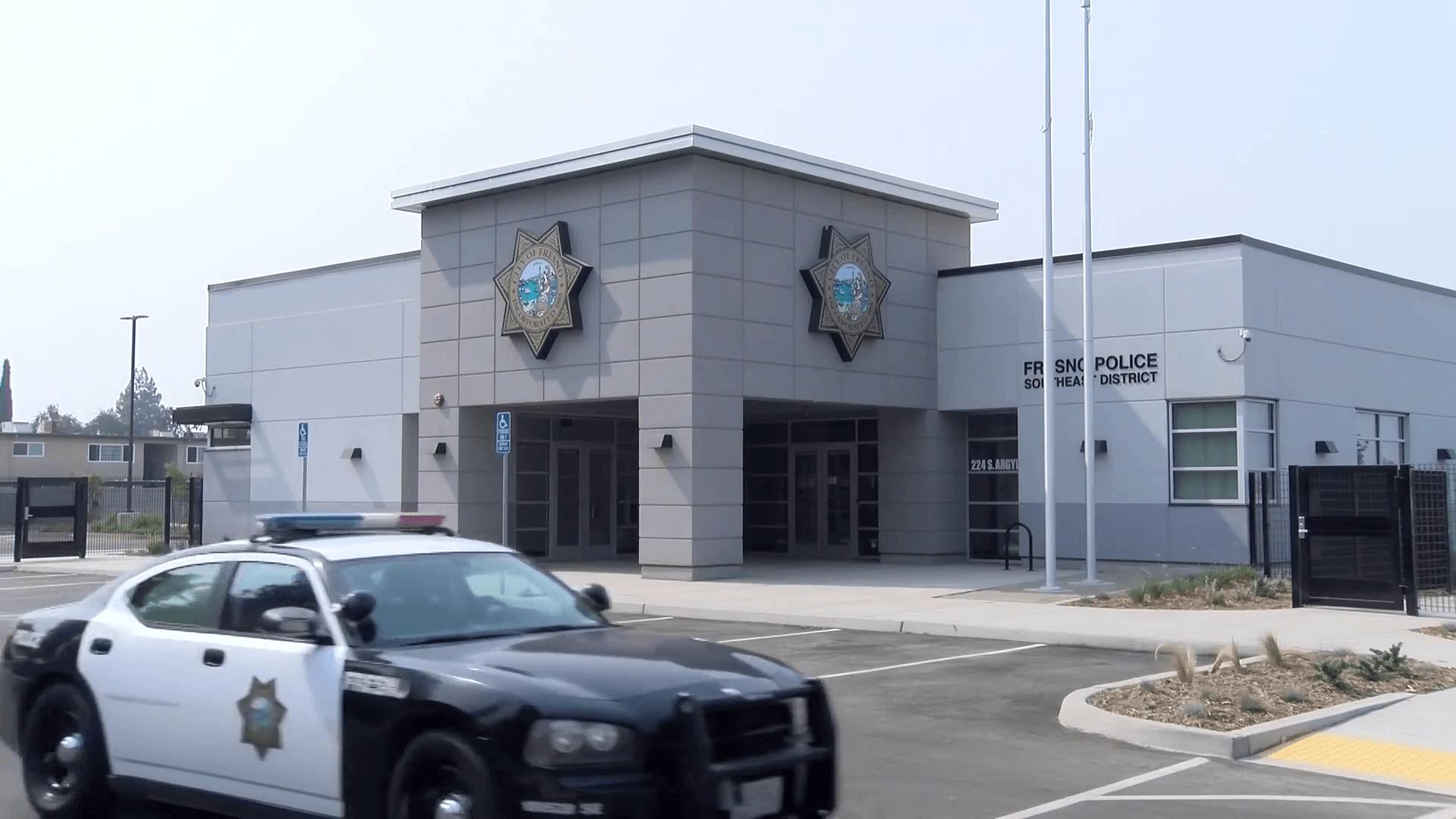Fresno, New Police Station