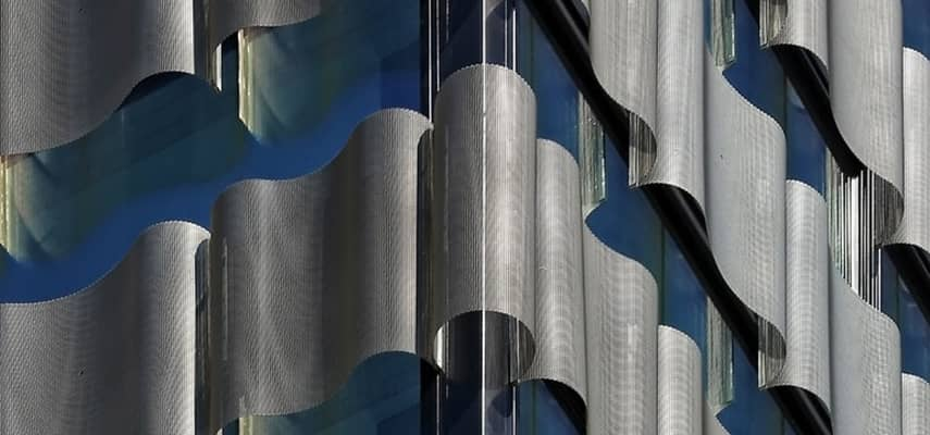 The Virtually Untapped Design Potential of Mesh Cladding Panels